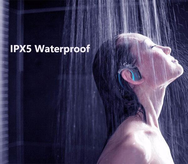 waterproof bluetooth headphone