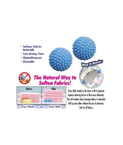 dryer ball, Dryer Ball
