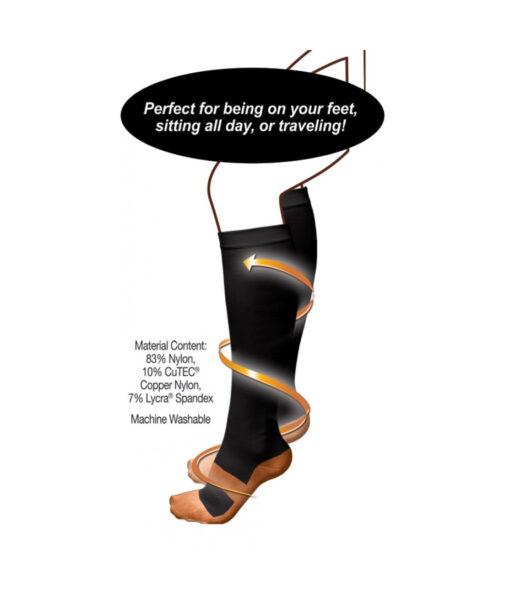 Copper Socks, Miracle Copper Socks
