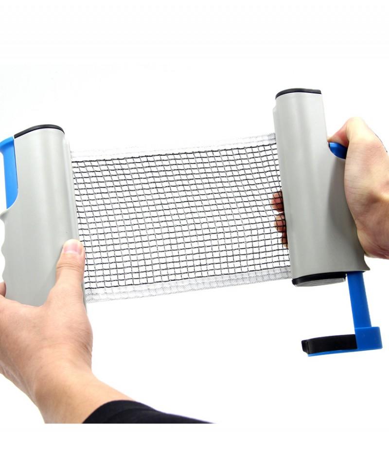 Table Tennis Net Portable Retractable on open