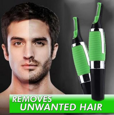 Facial Hair Trimmer, Facial Hair Trimmer