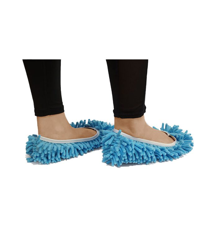 blue-mop-slippers-shoes