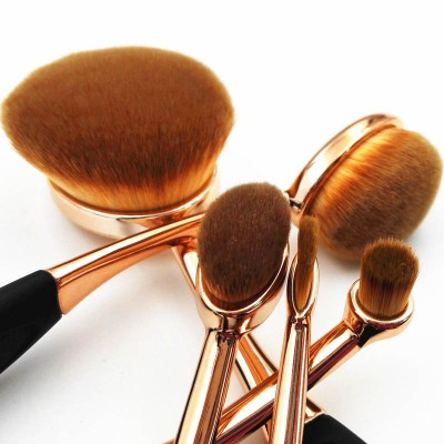 oval brushes for makeup