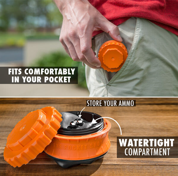 pocket-shot-collapsible-fits to your trousers