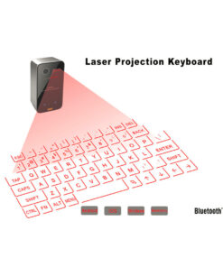portable wireless laser keyboard, Portable Wireless Laser Keyboard