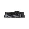 Foldable Silicone Keyboard, Foldable Silicone Keyboard