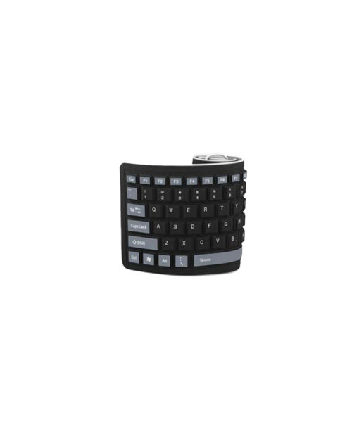 Foldable Silicone Keyboard, Foldable Silicone Keyboard