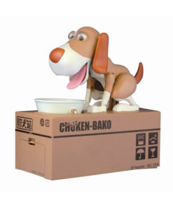 Dog Coin Bank, Funny Dog Coin Bank