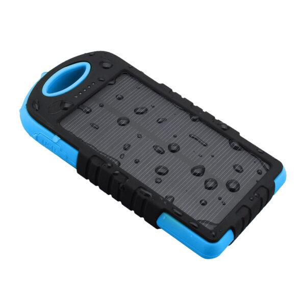 8000-mAh-Ganda-USB-Powerbank-Bank-Daya-Tahan-Air-Solar-Cargador-Portabel-Baterai-Eksternal-dengan-LED
