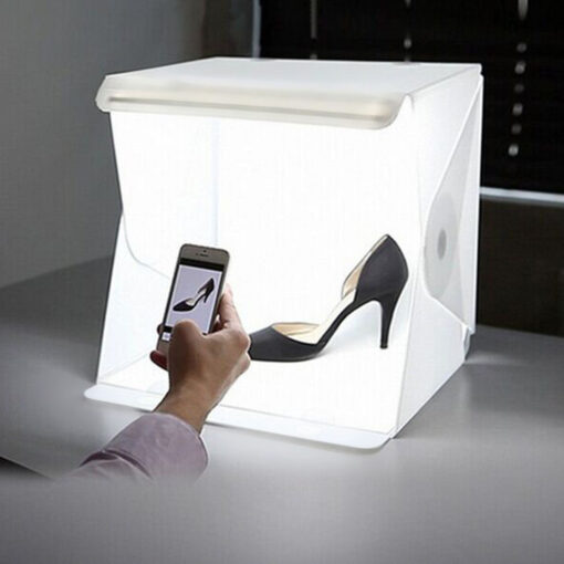 mini led photo studio box