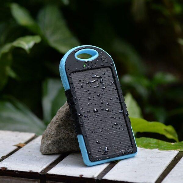 Yundu-YD-T011-Impermeable-Solar-Energía-Banco-5000mAh-Portátil-Cargador móbil-Solar-Batería-Impermeabilizable-Anti-choque-Dobre.jpg_640x640