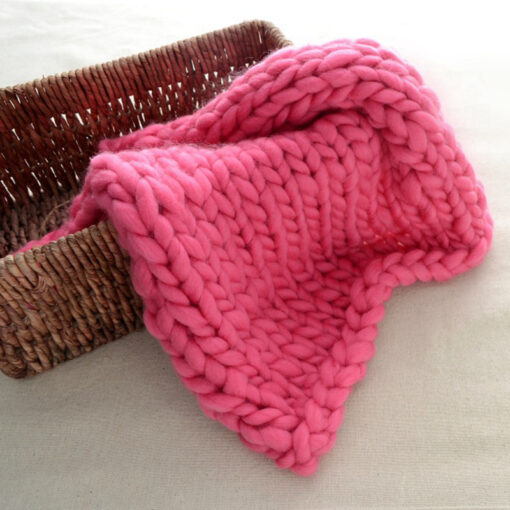 Knitted Blanket, Knitted Blanket