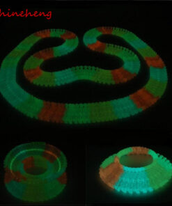 glow tracks racing set, Glow Tracks Racing Set
