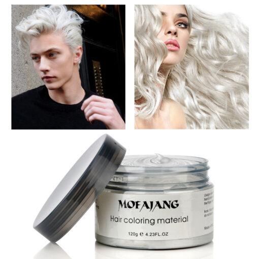 Hair Wax, Colored Hair Wax
