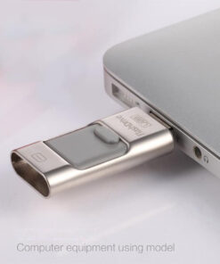 Flash USB Drive, iOS Flash USB Drive ar gyfer iPhone & amp; iPad