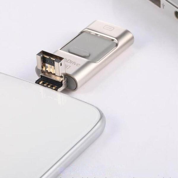 BINCH-Για-IOS-USB-Flash-Drive-Για-iphone-Usb-otg-8GB-Pen-drive-32gb-Usb-