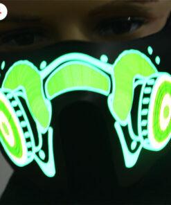 Cool LED Mask, Cool LED Mask