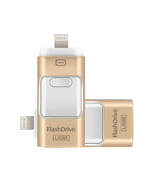 Ko te Flash USB Drive, te iOS Flash USB Drive mo te iPhone & amp; iPad
