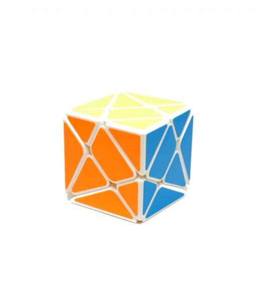Asymmetrical Magic Cube, Asymmetrical Magic Cube