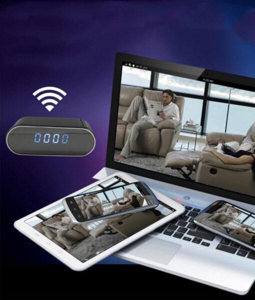 smart camera clock, Smart Camera Clock