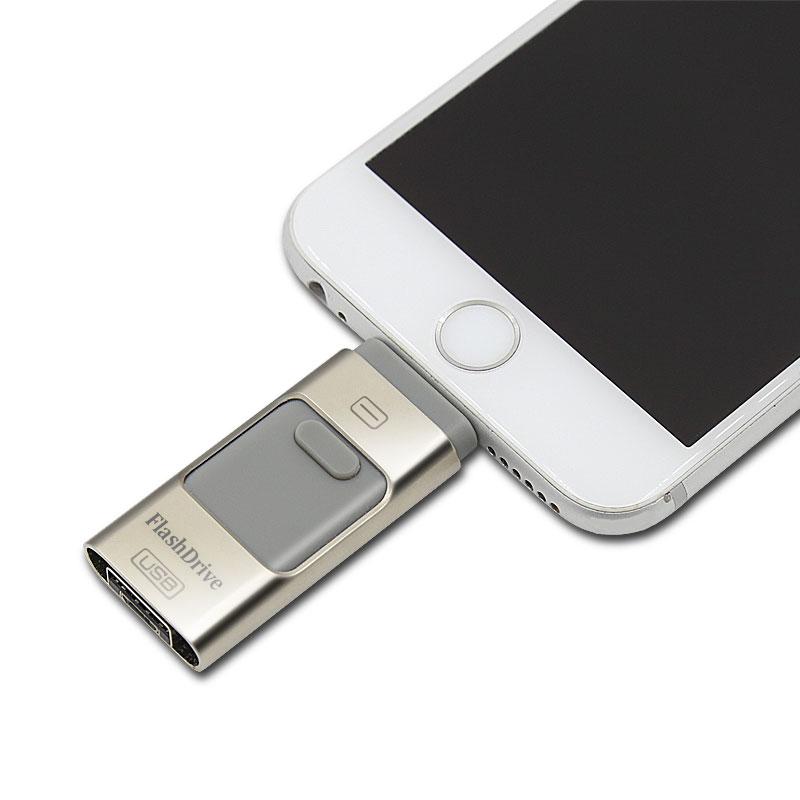 Flash USB Drive, iOS Flash USB Drive for iPhone & iPad