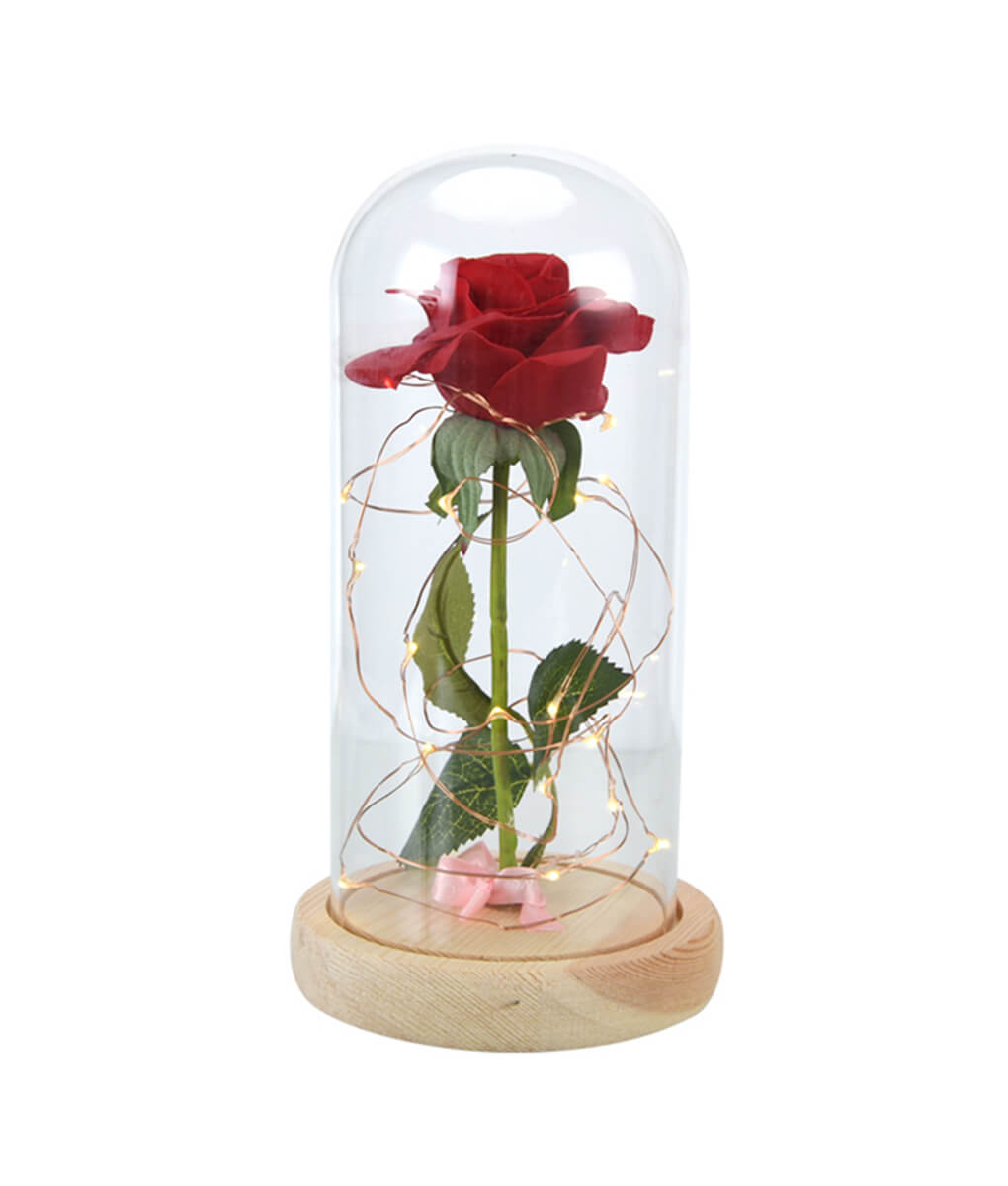Enchanted Flower Enchanted Flower Rose Lamp Rose rdoeCWxB