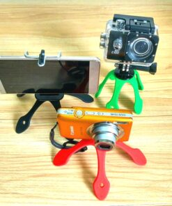 Mini Tripod, Portable Mini Tripod for Every Phone, GoPro & Camera