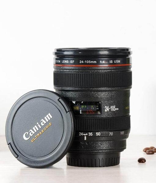 New-Caniam-SLR-Camera-Lens-Cup-24-105mm-1-1-Scale-Plastic-Coffee-Tea-Cup-MUG