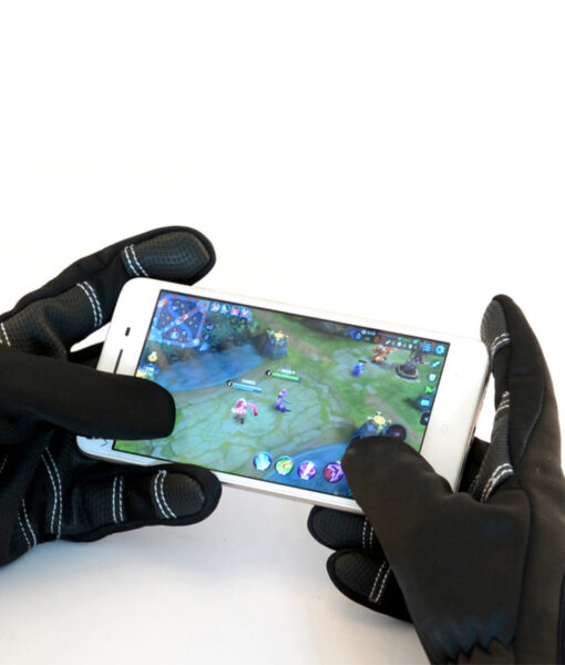 Touchscreen Friendly Unisex Thermal Windproof Glove, Touchscreen Friendly Unisex Thermal Windproof Glove