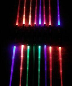 Star Wars Lightsaber || Double Sword Sound Effects LED Lights