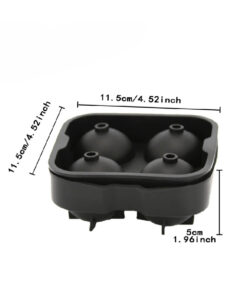 Wulekue-1PCS-Silicone-Ice-Ball-Utensils-Gadgets-Tray-Maker-Mold-Round-Spheres-Cube-Whisky-Cocktail-Garnish-1