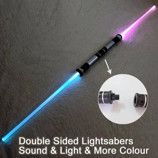 Star Wars Lightsaber, Double Star Wars Lightsaber With Sound Effects