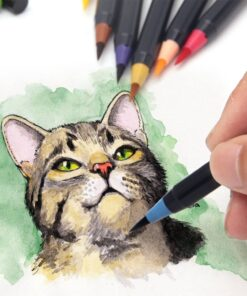 Watercolor Brush Pen, Watercolor Brush Pen Set