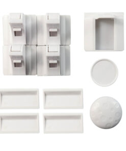 Magnetic Cabinet Locks, Safety Magnetic Cabinet Locks – No Drilling Required