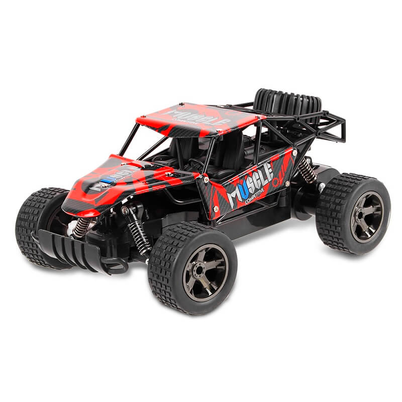 High Speed RC Racing Car With Remote Controller