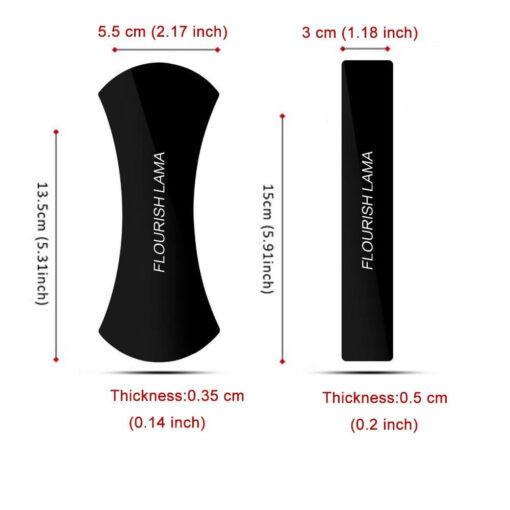 mobile phone holder, Nano Rubber Mobile Phone Holder