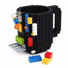 Build On Brick Mug, Build On Brick Mug