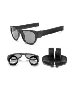 Wristband Sunglasses, Unisex Foldable Wristband Sunglasses