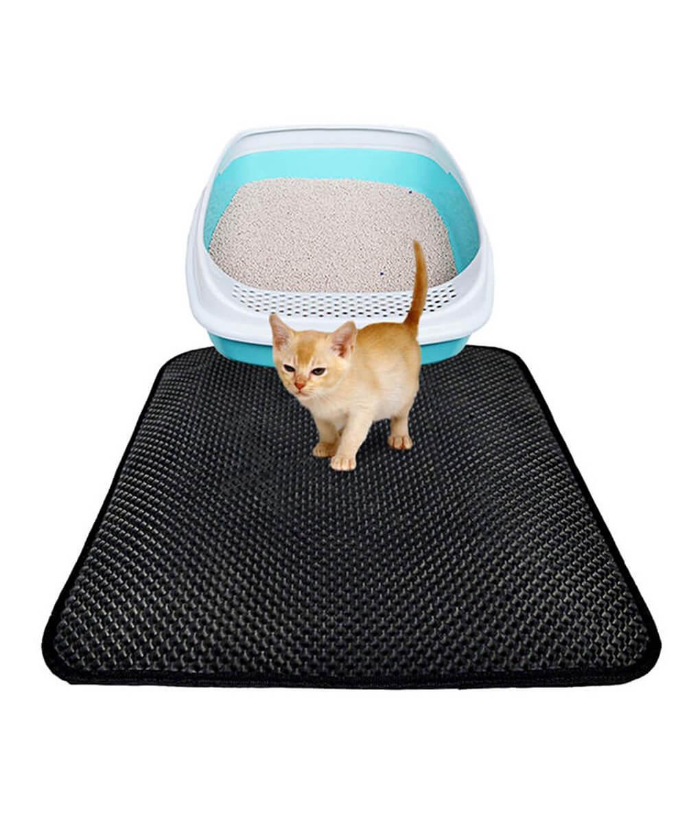 mats mat to litter track cat zoom click product accessories ness less van