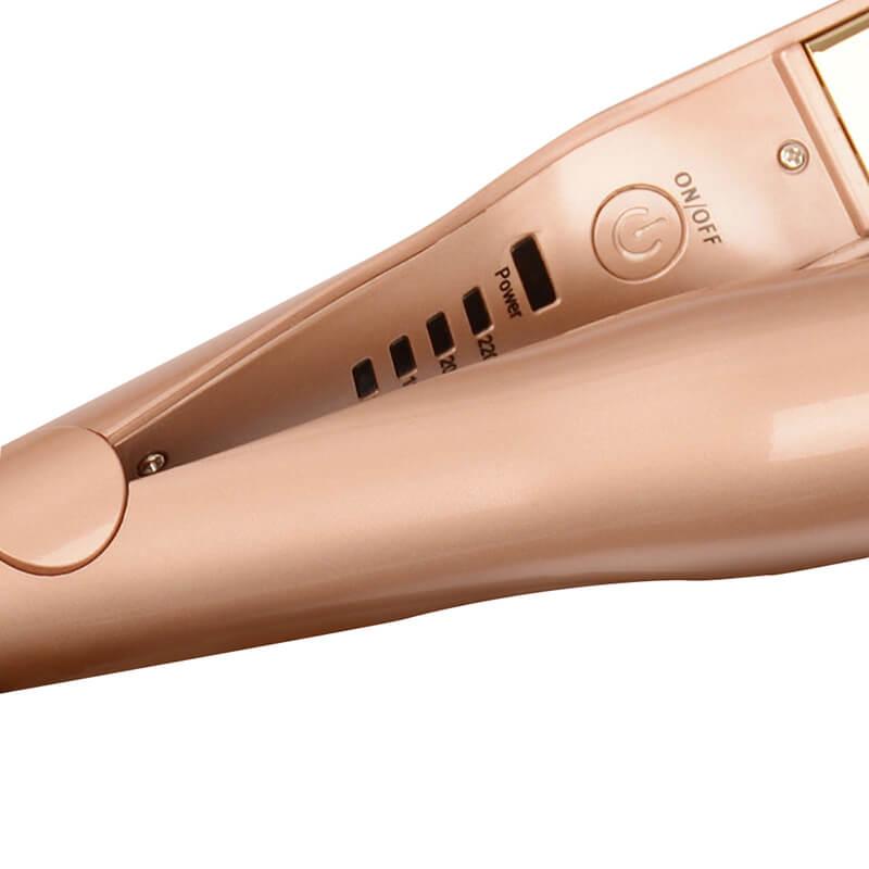 Professional Hair Curling Amp Straightening Iron