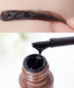 Eyebrow Tattoo, Peel Off Waterproof Eyebrow Tattoo