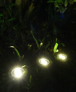 4-LED-Solar-Light-Outdoor-Ground-Water-resistant-Path-Garden-Landscape-Lighting-Yard-Driveway-Lawn-Pond-3