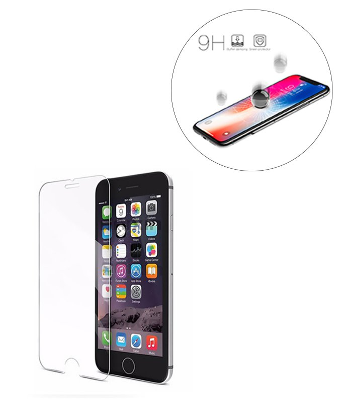 9H-tempered-glass-For-iphone-X-8-4s-5-5s-5c-SE-6-6s-plus-7