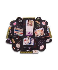 DIY-Explosion-Box-Scrapbooking-Photo-Album-for-Valentine-s-Day-Wedding-Box-Birthday-Suprise-Gift