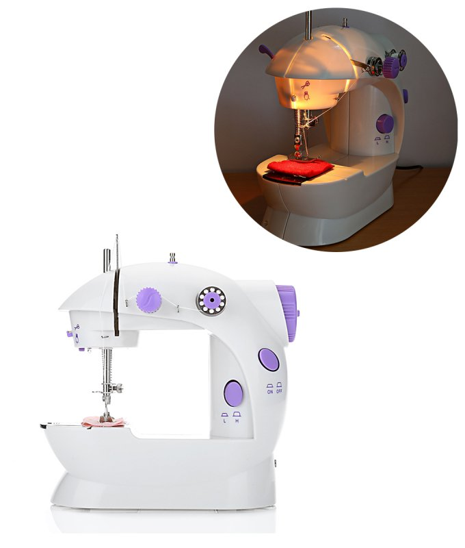 Mini-Electric-Handheld-Sewing-Machine-Dual-Speed-Adjustment-with-Light-Foot-AC100-240V-Double-Threads-Pendal