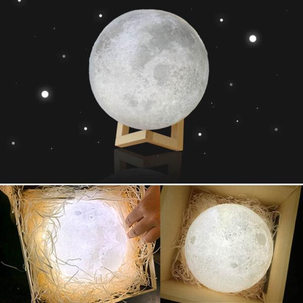 Rechargeable-8-20cm-Dia-3D-Print-Moon-Lamp-USB-LED-Light-Touch-Sensor-2-3-7