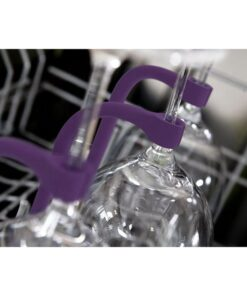 Dishwasher Glass Holder, Adjustable Dishwasher Glass Holder