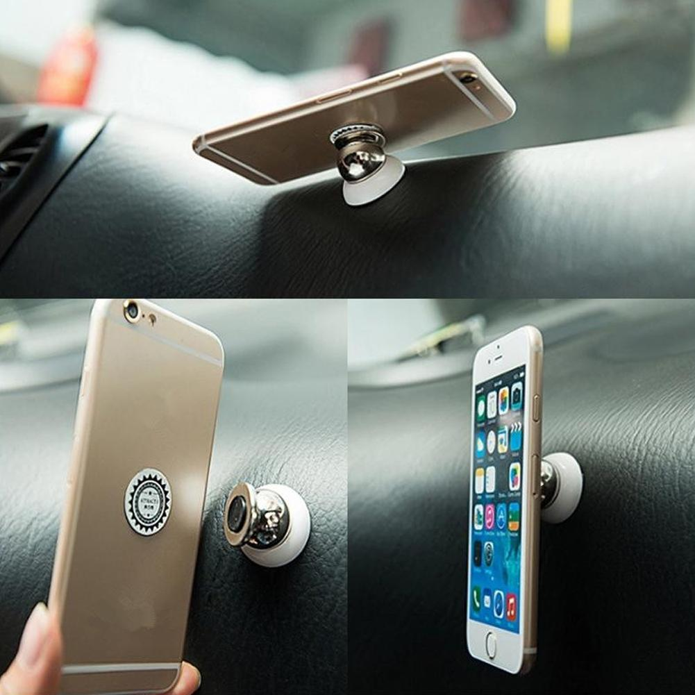 Magnetic Cell Phone Mount >> 360 Magnetic Universal Phone Holder Best Car Mount Holder