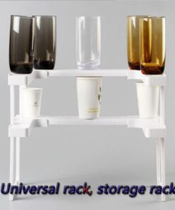 Spice Rack, Adjustable Spice Rack