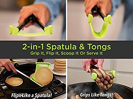 Grip & Flip Tongs, Grip & Flip Tongs